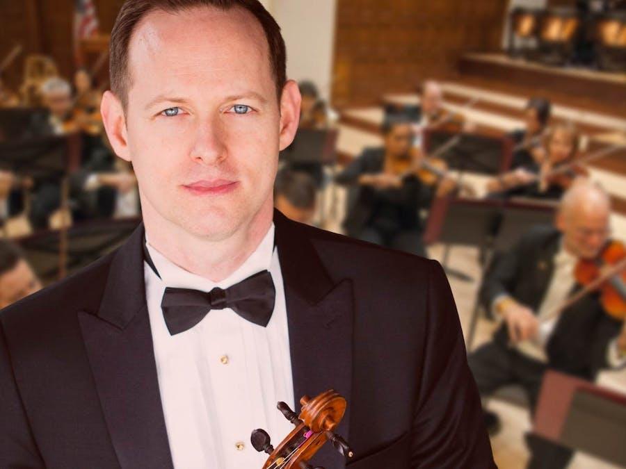 Sam Fischer, Concert Master