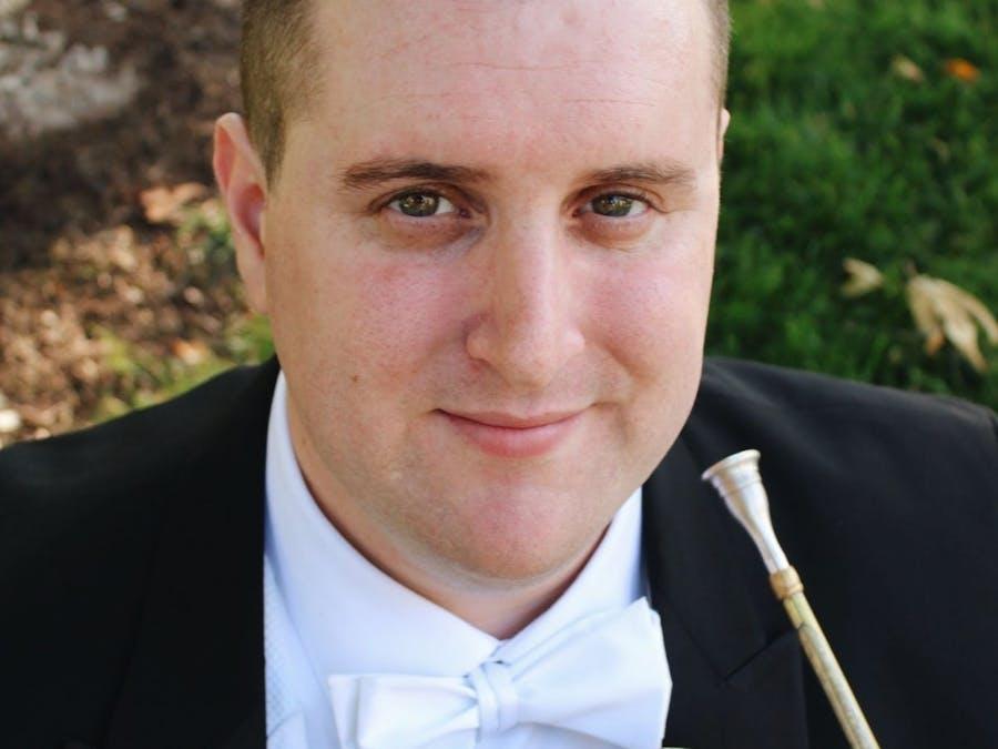 Luke Hilland, horn
